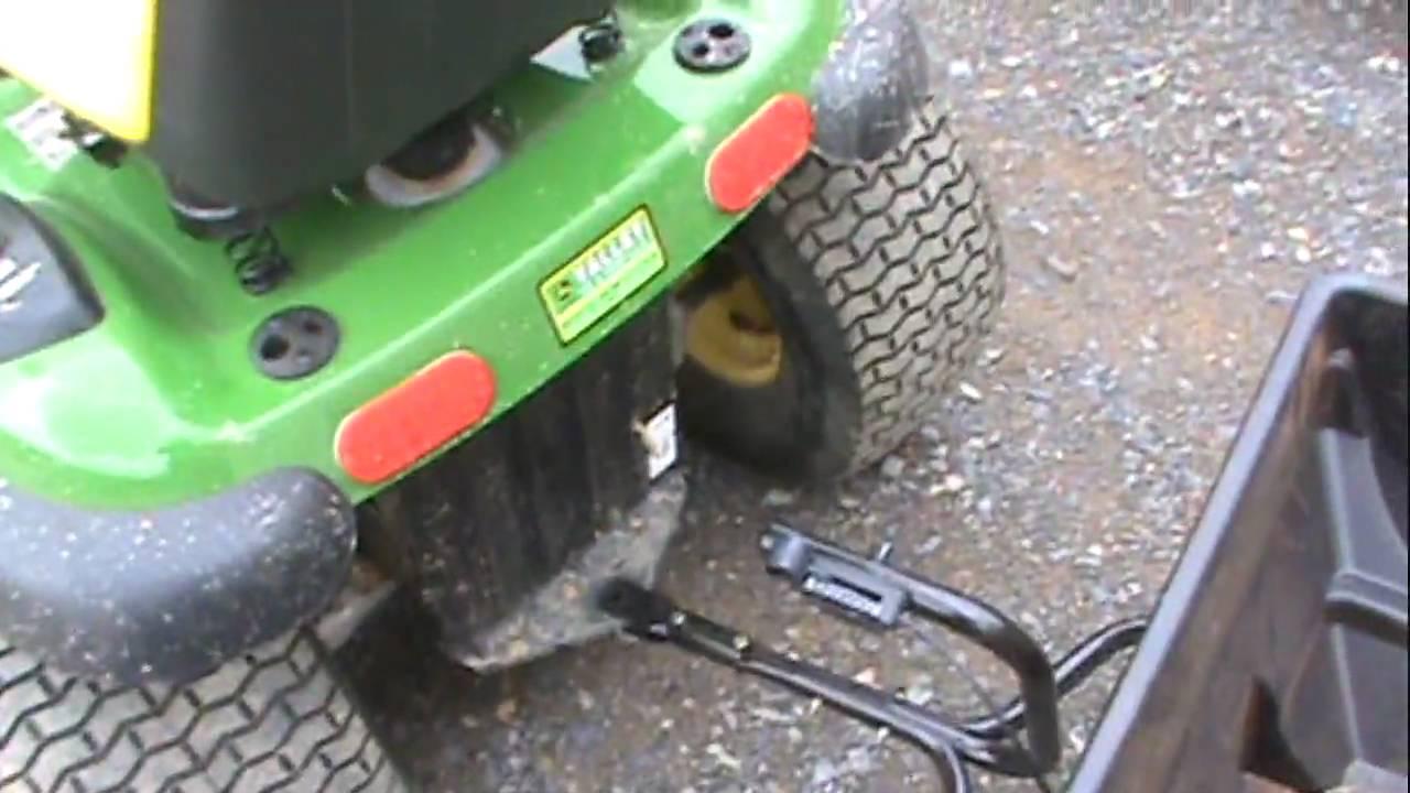 Trailer Hitch For Garden Tractor Garden Inspiration