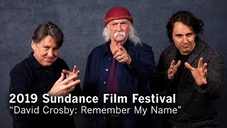 David Crosby Says He Was 'afraid' Of Getting The Documentary Treatment
