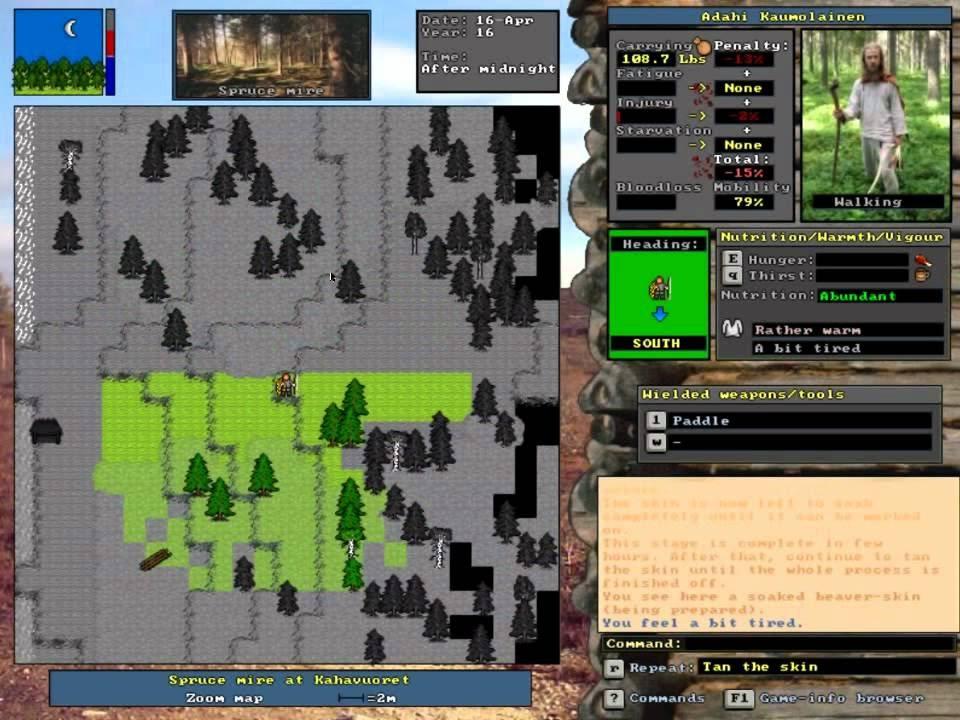 Let's Play Unreal World 16 --- Cellar Prep and Shovel Hunting ...