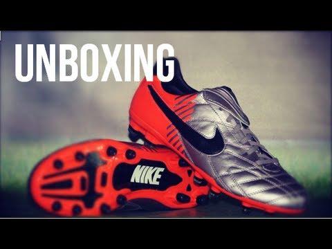 huge discount 42fc1 e0765 Unboxing Nike Tiempo Legend Elite WC Edition