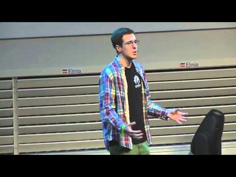 DreamHack Winter 2014: Game Industry - Community management - John Rickne / Paradox Interactive