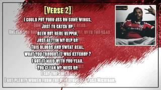 Smino - Ruby Red [Lyric Video]