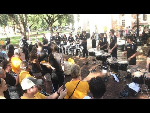 University of Southern Mississippi  DRUMLINE