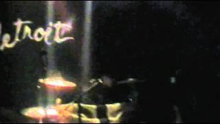 Anormal - Desire to fire/Cancion para los niños/Fuerza @ Detroit Club 13/04/2014