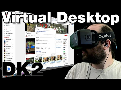 Oculus rift dk2 virtual desktop youtube - Nspaces virtual desktop ...