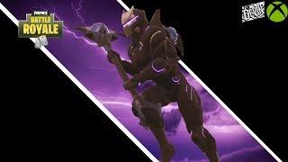 Fortnite: Best skin yet? Purple Omega gameplay!