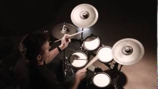 Yamaha Electronic Drums DTX562K with Steve Fisher