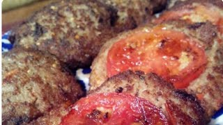 * Chapli Kabab* From Beef Mince / * Eid Special Recipe by RJ Kitchen