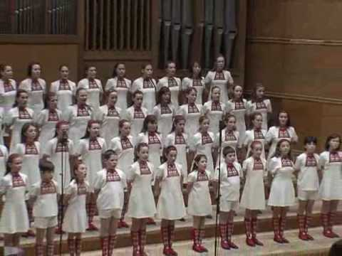 Bulgarian National Radio Children's Choir - Two Christmas Songs ...