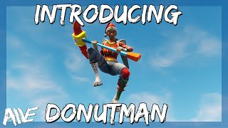 Welcome to AIVE Clan, Today we are Introducing DonutMan. DonutMan: ...