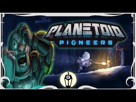 Mount Primoid | Let's Play Planetoid Pioneers 1.0 Part 4