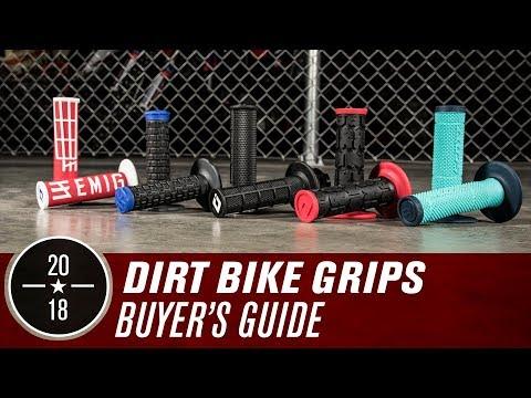 Dirt Bike Grips Buyer's Guide