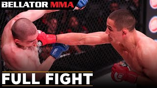 Full Fight | Aaron Pico vs. Justin Linn - Bellator 183