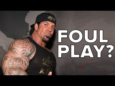 RICH PIANA AUTOPSY: Dave Palumbo Calls Foul Play