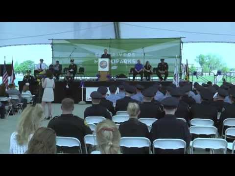 2015 Montgomery County Police Memorial Ceremony