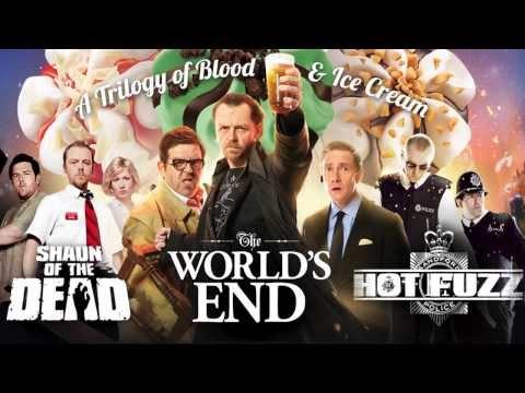 Bienvenidos al Fin del Mundo (The World's End´s)-Ultimate Trailer (HD) Trilogía Cornetto