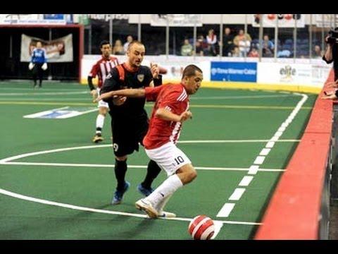 Score Indoor Soccer Black Vs Roma