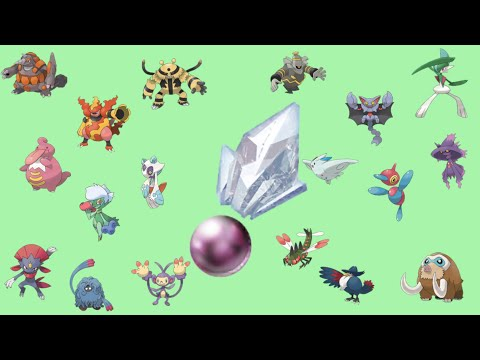 Sinnoh Stone Evolutions | New Pokédex Entry | Pokemon Go |
