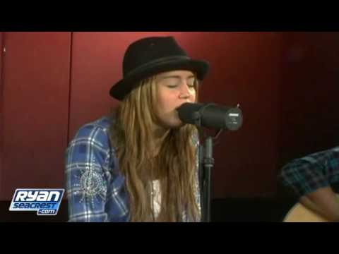 Miley Cyrus - The Climb (Acoustic) | Performance | On Air With Ryan Seacrest Mp3