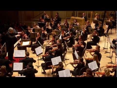 Ravel - Rhapsodie Espagnole - DePaul Symphony Orchestra