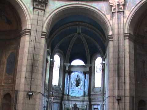 la cathédrale de boulogne sur mer