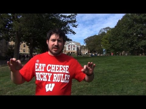 Back to School: College Eating at University of Wisconsin--Madison