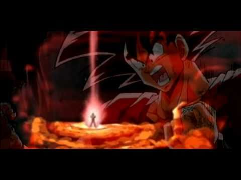DBZ: No Giving Up by Crossfade