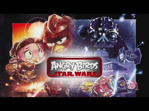 Angry Birds Star Wars: Complete Saga music extended - Duel of the Fates