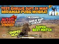 Coba GhIlie Suit di Map Miramar PUBG MOBILE ! + M24 Auto Chicken Dinner & Banyak Kill