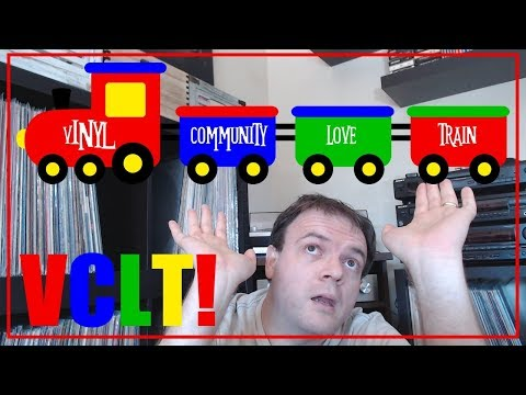 Board the Vinyl Community Love Train! - Vinyl Community