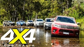 4x4 Of The Year 2015 | Road test | 4X4 Australia