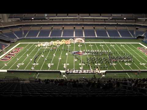 Teague High School Band 2015 - UIL 3A Texas State Marching Contest - YouTube