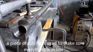 Tube Bender 38.1 diam. Part 1.2
