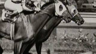 SEABISCUIT....Rare Footage...Match Race Included