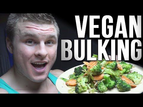 Full Day of Eating: 23 Yr Old Vegan Bodybuilder
