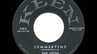 Watch Sam Cooke Summertime video