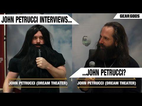 John Petrucci Interviews John Petrucci | GEAR GODS