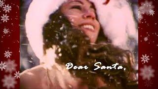 Dear Santa, all I want for Christmas is...