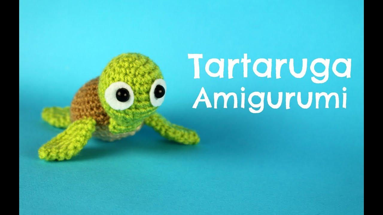 Amigurumi Tutorial Tartaruga : Tartaruga Amigurumi World Of Amigurumi - YouTube