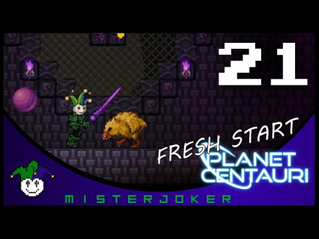 Planet Centauri Fresh start  - 21 - Chicken Fight!