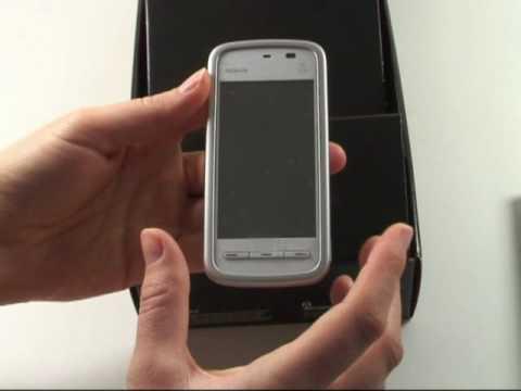 Nokia 5230 Test Erster Eindruck
