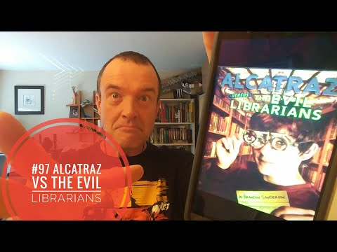 #97-alcatraz-versus-the-evil-librarians---book-review