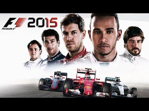 F1 2015 : Conferindo o Game