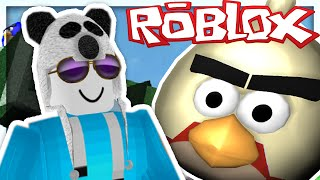 ANGRY BIRDS FACTORY TYCOON!! | Roblox