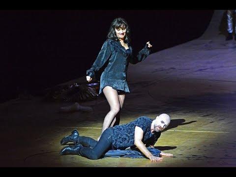 Die Krönung der Poppea von Monteverdi in der Staatsoper Unter den Linden