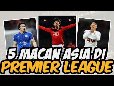 Macan Asia Di Premier League