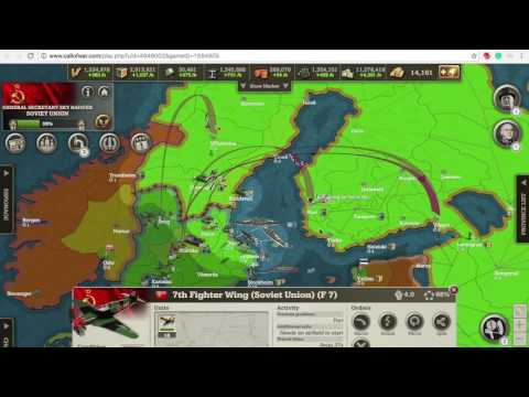 Call Of War 1942, My Basic Attack Formate/ Plan