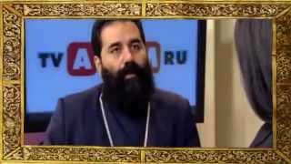 """წმინდა ცეცხლის გარდამოსვლის """"სასწაული"""" © Tabula TV"""