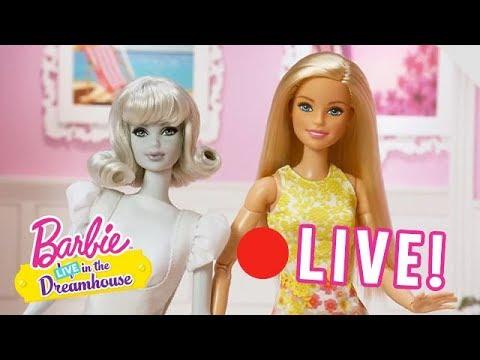 🔴 LIVE: Barbie Live! in the Dreamhouse Marathon   Barbie