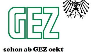 Rundfunkstaatsvertrag und Bewußtseinmanipulation - GEZ